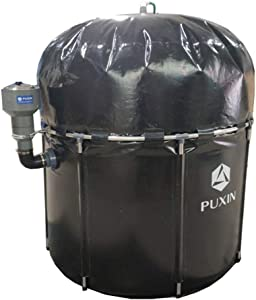 PUXIN Flexible Soft PVC Biogas System Small Home Backyard Biodigester to Transform Food Waste into Energy Biogas