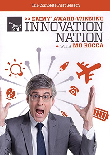 Innovation Nation with Mo Rocca: The Complete First Season ()