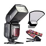 Godox Thinklite TT685S TTL Camera Flash speedlite High Speed 1/8000s GN60 for Sony DSLR Cameras + Andoer camera strap