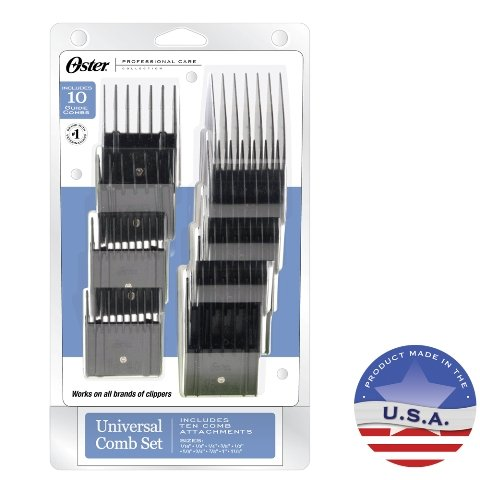 oster 10 combs - 6