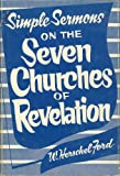 img - for Simple sermons on the seven churches of Revelation book / textbook / text book