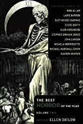 The Best Horror of the Year, Volume Two