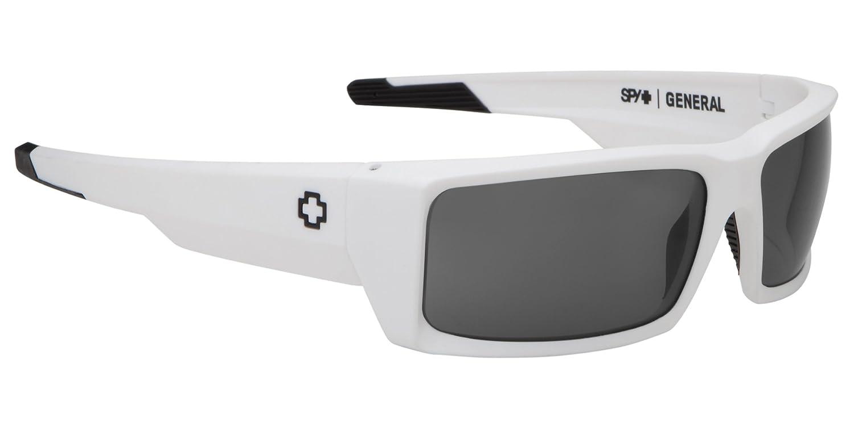 Herren Sonnenbrille Spy General Matte White