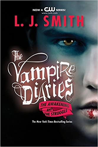 Image result for the vampire diaries book