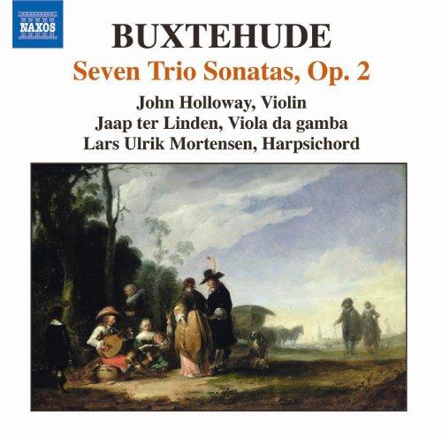 (Buxtehude: Chamber Music (Complete), Vol. 2 - 7 Trio Sonatas, Op.)