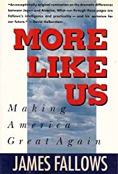 More Like Us: Making America Great Again
