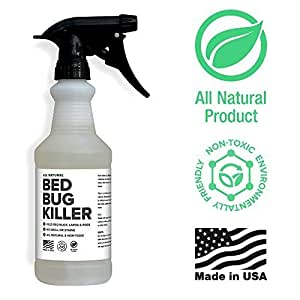 amazon com bed bug spray by killer green best non toxic