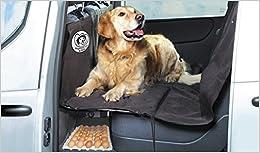 DogShell Car   SUV Dog Pet Heavy-duty Backseat Cover Extended Platform Bridge
