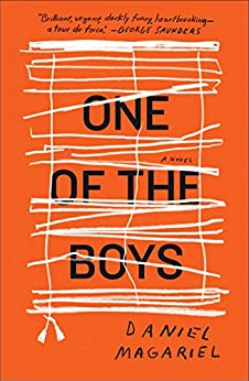 One of the Boys: A Novel by [Magariel, Daniel]