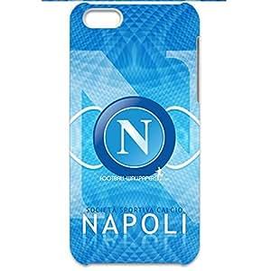 Napoli Phone Case 3D Serie A FC Logo case Perfect Societ¨¤ Sportiva Calcio Napoli Phone Case for Iphone 5c