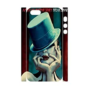 American Horror Story Coven Customized 3D Case for Iphone 6 4.7, 3D New Printed American Horror Story Coven Case
