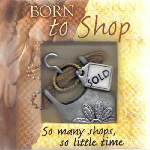 Born to Shop..So many shops, so little time ebook