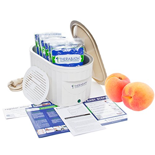 Therabath Professional Paraffin Bath TB6 Peach, Maximum, ...