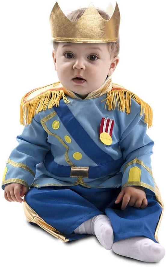 EUROCARNAVALES Disfraz de Príncipe Azul para bebé