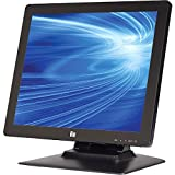 Elo E394454 Desktop Touchmonitors 1523L iTouch Plus 15'' LED-Backlit LCD Monitor, Black