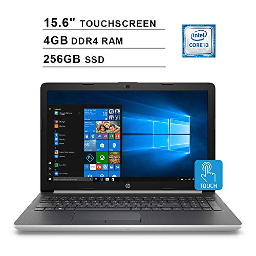 2019 HP Pavilion Newest 15 15.6 Inch HD Touchscreen Laptop (Intel Dual...