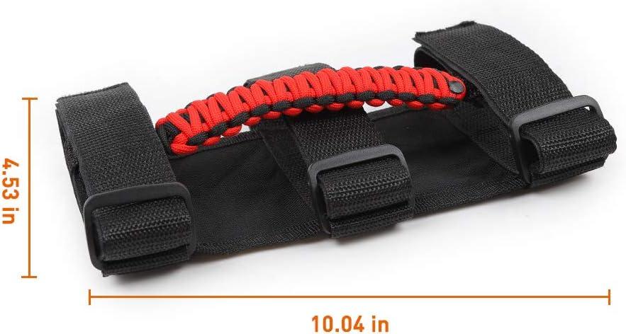 Interior Accessories Savadicar 4 x Roll Bar Grab Handles Grip ...