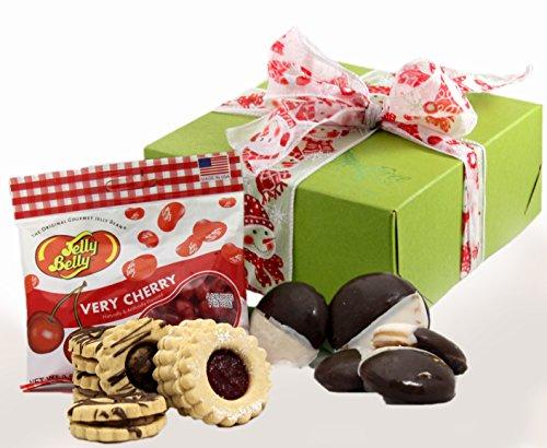 MEDIUM - Winter Wonderland! Gluten Free Gift Box, Xmas Gift Baskets, Family Holiday Gifts, Christmas Holiday Gifts (Xmas Basket)
