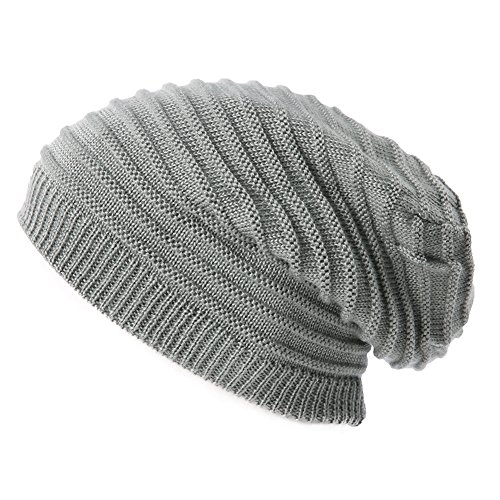 siggi-unisex-mens-wool-slouchy-beanie-hat-winter-skull-beanies-cap-reversible-grey