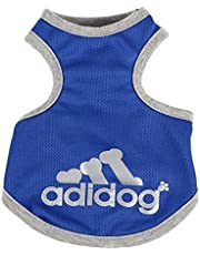 O&C Pet Tank T-Shirt Top Summer Dog Outfits Teacup Dog Clothes for Small Dogs