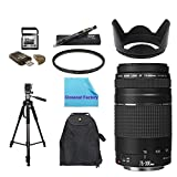 Basic Shooters Package for Canon EOS 1DX Camera Includes 1x Canon EF 75-300mm f/4-5.6 III Telephoto Zoom Lens for Canon SLR Cameras, 1x Ultra High Speed 32GB SDHC Memory Card, 1x USB SD Card Reader, 1x UV Filter, 1x Lens Cleaning Pen ,1X Backpack , 1x 72'
