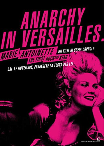 Marie Antoinette (Italian ) POSTER (11
