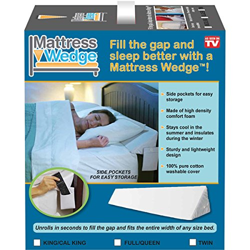 - Mattress Wedge, Queen
