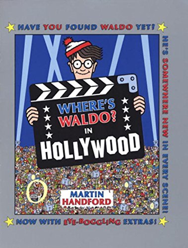 Where's Waldo? In Hollywood: Mini Edition
