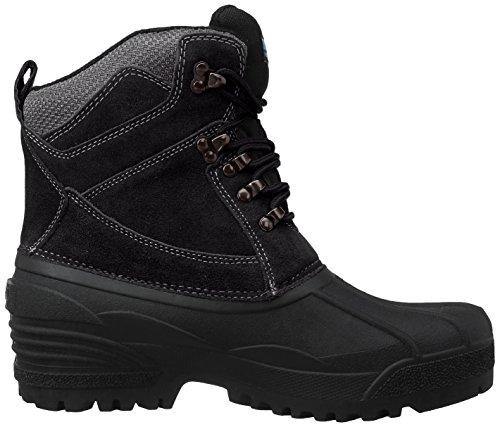 Trespass Aldor Boots Black Men Snow frwf6