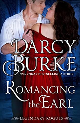 book cover of Romancing the Earl