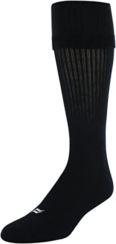 Red 6-pack Socks Sof Sole Soccer Over the Calf Socks Youth 10-4.5