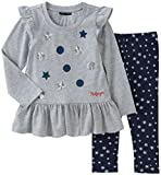 Tommy Hilfiger Toddler Girls' Tunic Legging Set