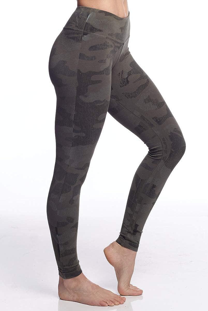 Hard Tail Flat Waist Ankle Legging Womens Active Workout Yoga Leggings