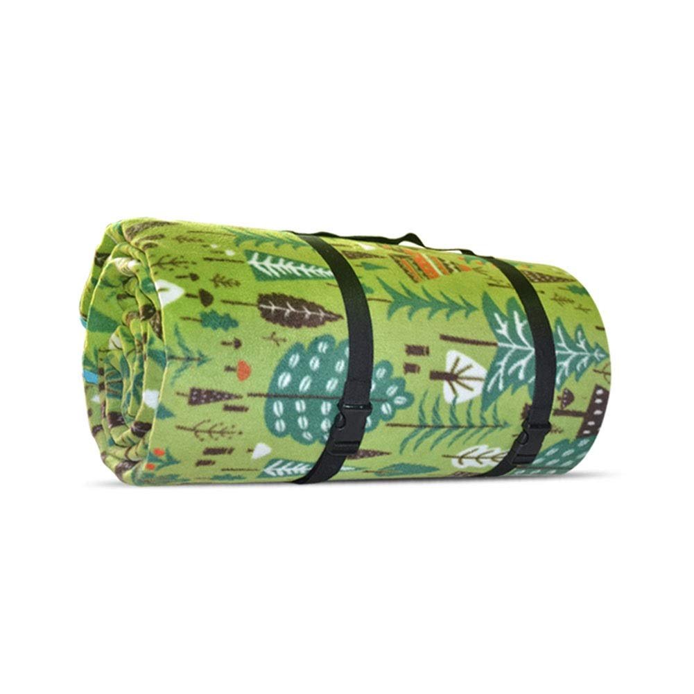 Picnic Blanket Large Waterproof Mat Pet Pad Outdoor Sleeping Mat,Beach Camping Barbecue (Color : #1, Size : 2002000.6cm) by FZZ-picnic blanket