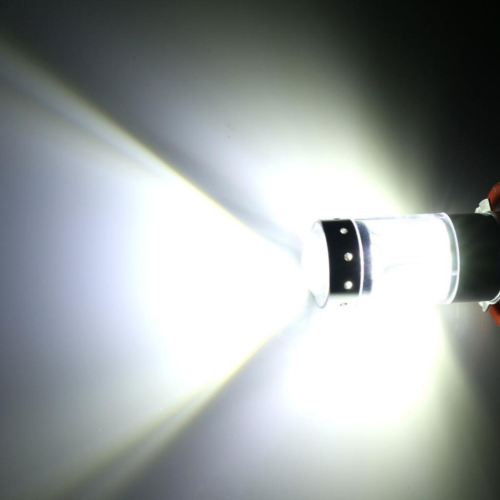 H11 100W 6000K Feu De Renversement De Stationnement pour Antibrouillard Super Luminosit/é H HILABEE 2X H16