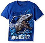 Jurassic Park Boys' Short Sleeve T-Shirt