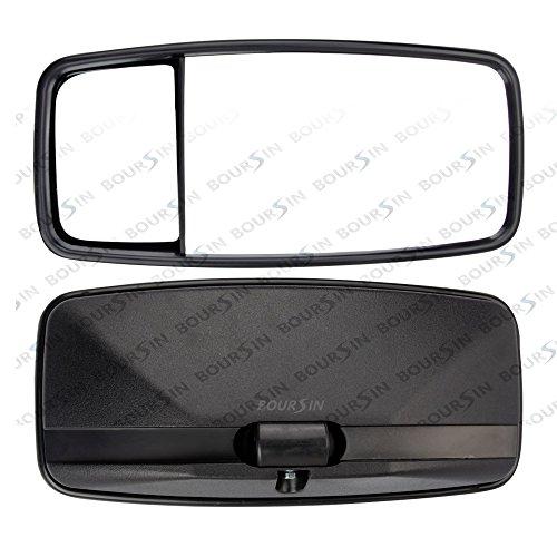 Passenger Side Door Mirror For ISUZU NPR NPR-HD NQR NRR 5.2L 6.0L 2008-2017