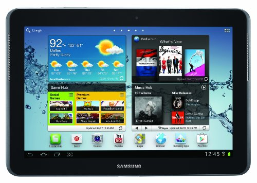 Samsung Galaxy 10 1 Inch Wi Fi Model
