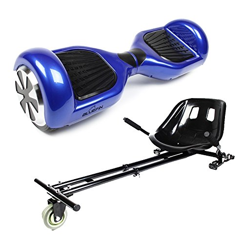 Bluefin 6.5' Classic Swegway Self Balancing Scooter with...