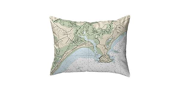 Amazon.com: Betsy Drake - Almohada sin cordón (tamaño grande ...