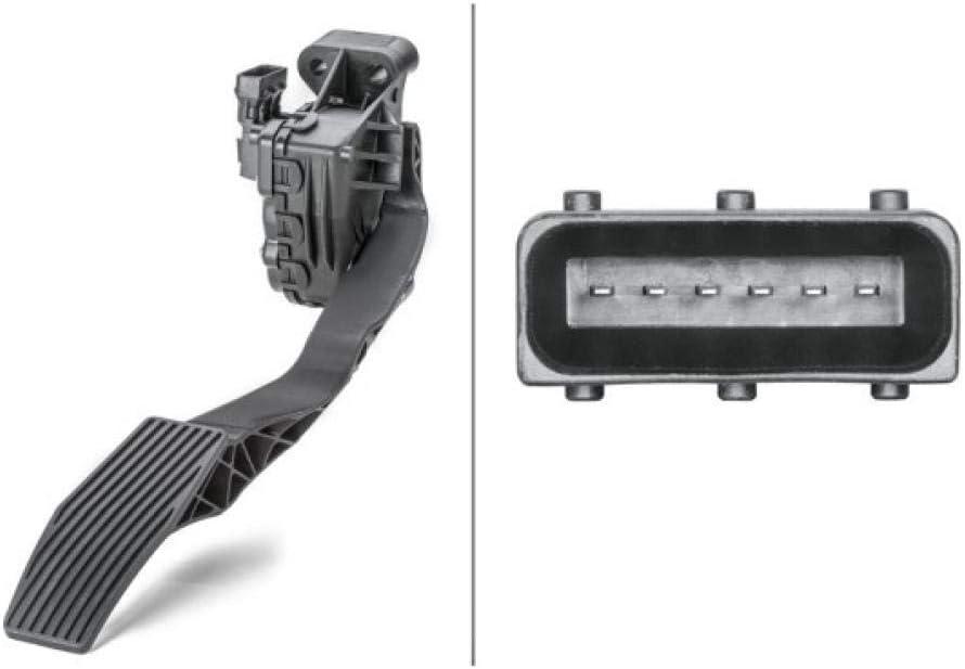 Posizionamento pedale acceleratore Cambio manuale Codice: BT HELLA 6PV 010 946-031 Sensore per veicolo con guida a Sx