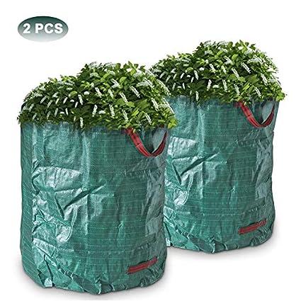 Amazon.com: Tyro - 2 bolsas de basura grandes para jardín ...