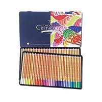 Cretacolor Fine Art Pastel Lápiz Juego de 72 lápices en una caja de hojalata para artistas, diseñadores, dibujantes y aficionados, varios, una talla