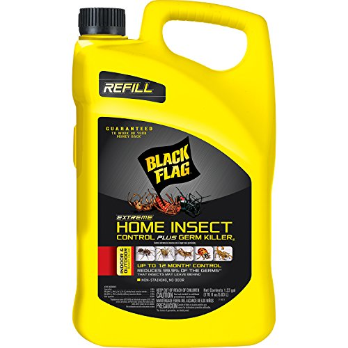 Black Flag Extreme Home Insect Control + Germ Killer2 (AccuShot Refill), 1.33-gal -