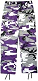 navy camo pants - 7925 Ultra Violet Camouflage BDU Pants SMALL