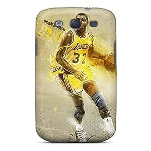 Excellent Design Nba Basketball Magic Johnson Case Cover For Galaxy S3