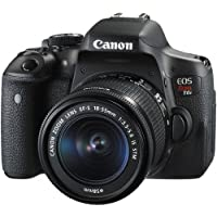 Canon EOS Rebel T6i DSLR Camera with EF-S 18-55mm f/3.5-5.6 IS STM Lens - International Version (No warranty) Review Review Image