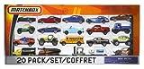Matchbox 20 Car Set  (Styles May Vary), Baby & Kids Zone