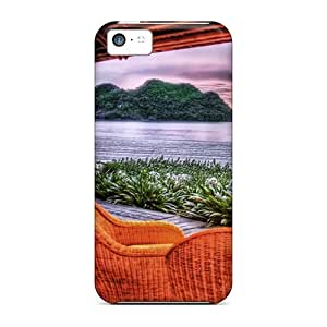 High Quality Seating In Paradise Hdr Case For Iphone 5c / Perfect Case