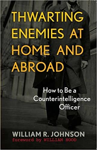 counterintelligence agent